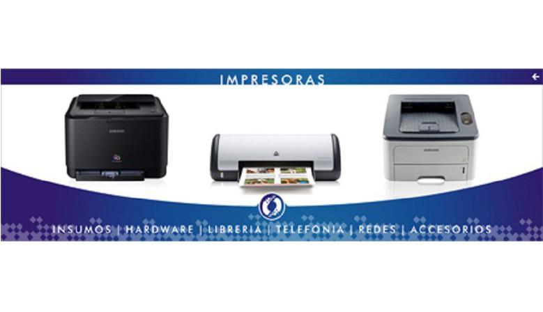 Slide Impresoras