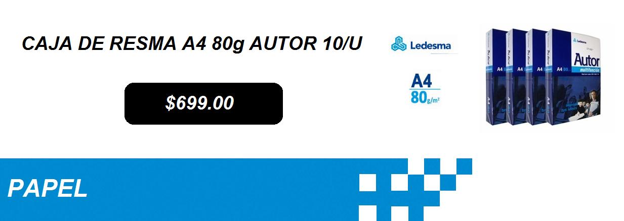A4 80