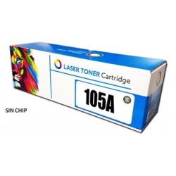 TONER LASER ALTERNATIVO HP105A/107W/135W  SIN CHIP