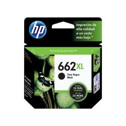 HP CARTUCHO  662XL NEGRO