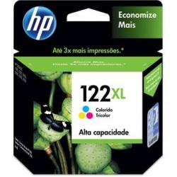 CARTUCHO COLOR HP 122XL