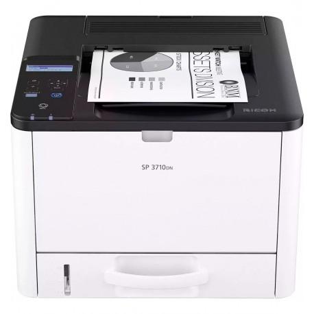 Impresora laser Ricoh AF3710DN mono