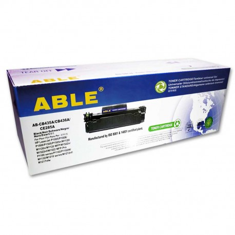 Toner alternativo ABLE 435/436/285
