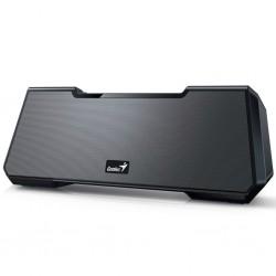 Parlante Genius Mt-20m Black Bluetooth bateria