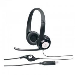 Auricular Logitech Clear Chat H390 USB