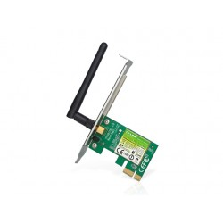 Placa de red Inalámbrica PCI Express N 150Mbps