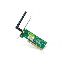 Placa de red Inalámbrica PCI N 150Mbps TP-LINK